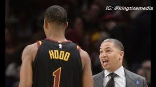 Rodney Hood Refuses To Play In Game 4 Of Cavs vs Raptors After Tyronn Lue Benched Him