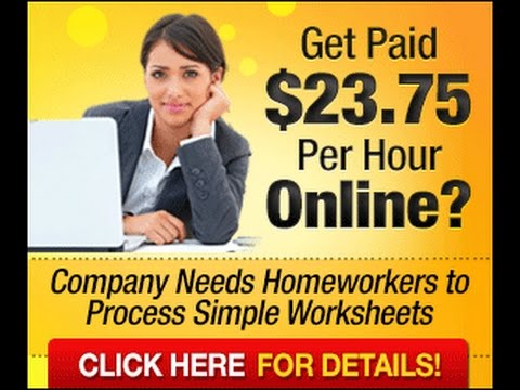 Simply The Best Free Work at Home Job Website - Get Free Money 2017