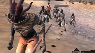 Kenshi - Limping away to freedom