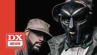 "Stones Throw Just Got Permission To Release MF DOOM And Madlib's ""MadVillainy 2"" Album"