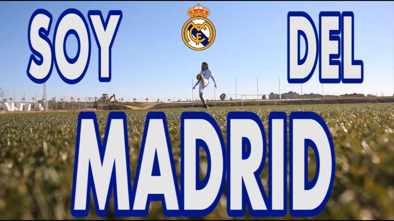 Antonio Di Mario - Soy del Madrid