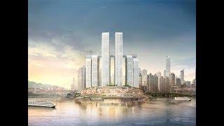 【原创】重庆投资240亿的超级新地标 —— 朝天门来福士广场(下)