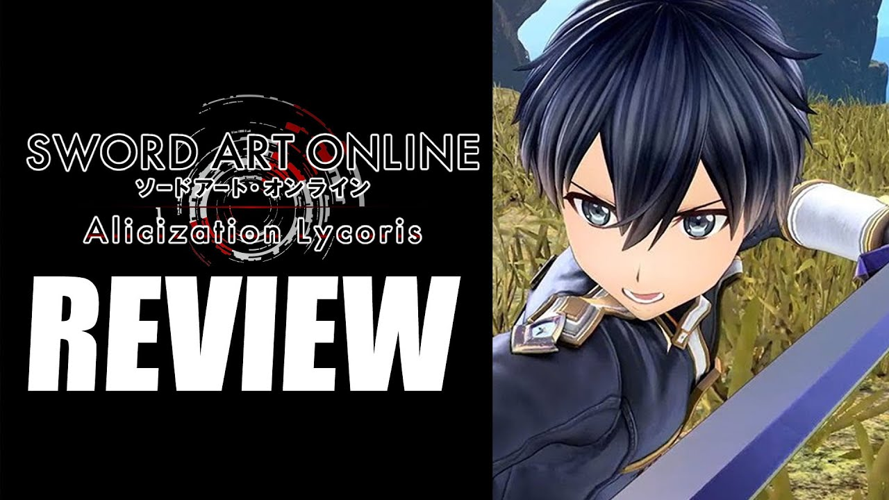 SWORD ART ONLINE: Alicization Lycoris Review - The Final Verdict (Video Game Video Review)