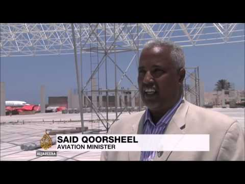 Building boom lifts Somalia's economy