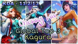 Global Top Kagura Mobile Legend Bang Bang Gameplay