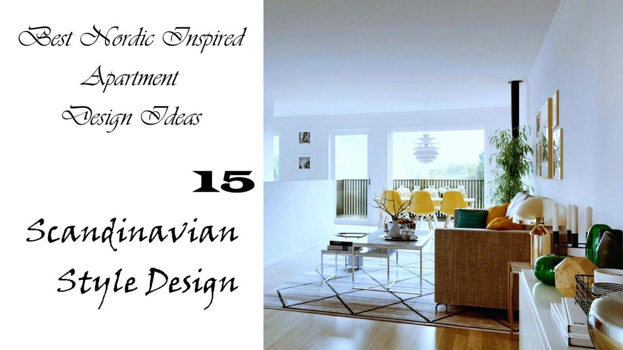 Download Best Nordic Inspired Apartment Design Ideas   Scandinavian Style Design #15