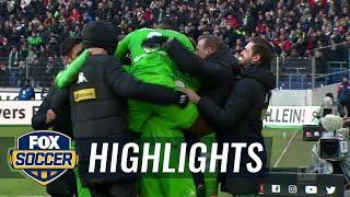 Video Gol Pertandingan Eintracht Frankfurt vs Hannover 96
