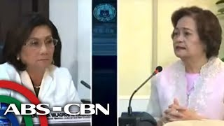 WATCH The JB Interview: Associate Justice Teresita De Castro