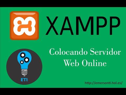 Colocando Servidor Online (XAMPP)