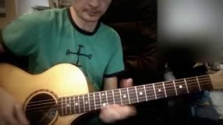 (TEST) Practising guitar. Gitarre üben. (TEASER)