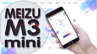 Презентация MEIZU M3 mini | Presentation MEIZU M3 mini