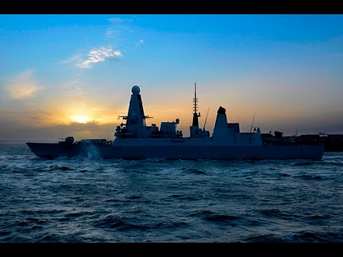UK destroyer to rescue Ukraine or sink in Black Sea