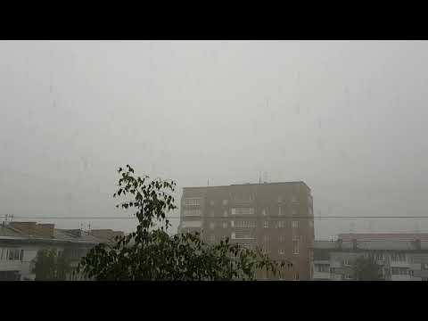Ухта дождь