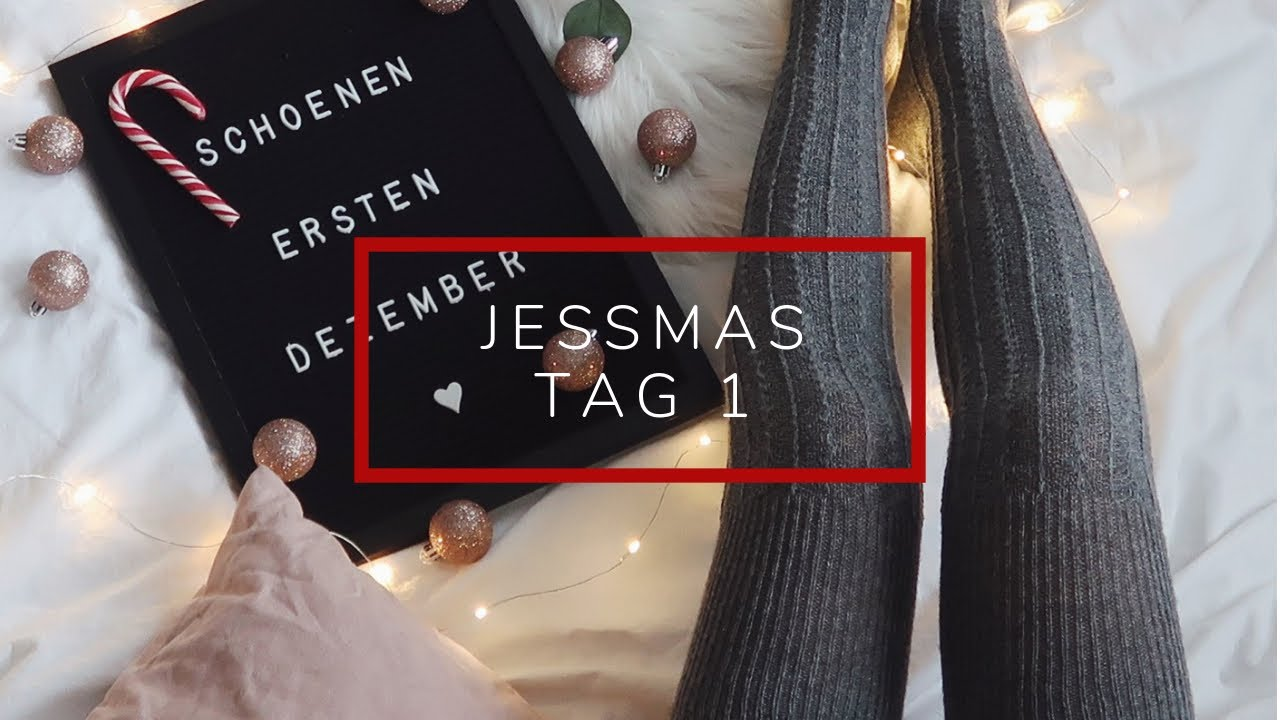 JessMas Tag 1 | VLOGMAS | Weihnachtsgeschenk | Wo ich arbeite | IKEA ...