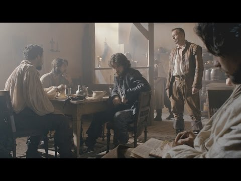 Who is this woman? - The Musketeers: Series 2 Episode 4 Preview - BBC One