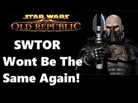 SWTOR: Server Merges| New Warzone| Galactic Command Changes| 2017 Roadmap