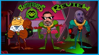 BATTLETOADS Review - They're BACK! (Video Game Video Review)