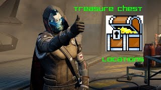 Week of 4/24/2018 Treasure Chest