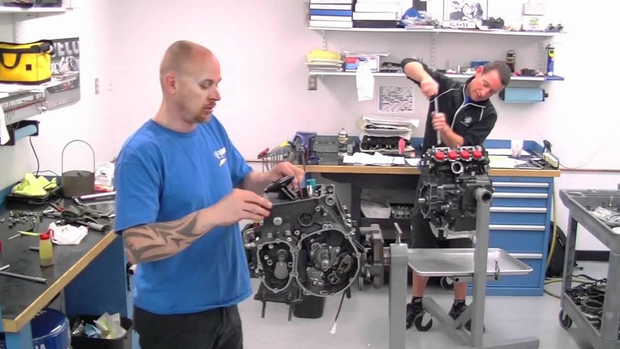 Yamaha R Engine Stand