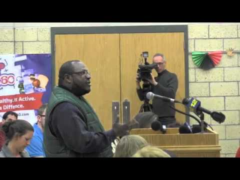 Gregory Elementary School - public comments
