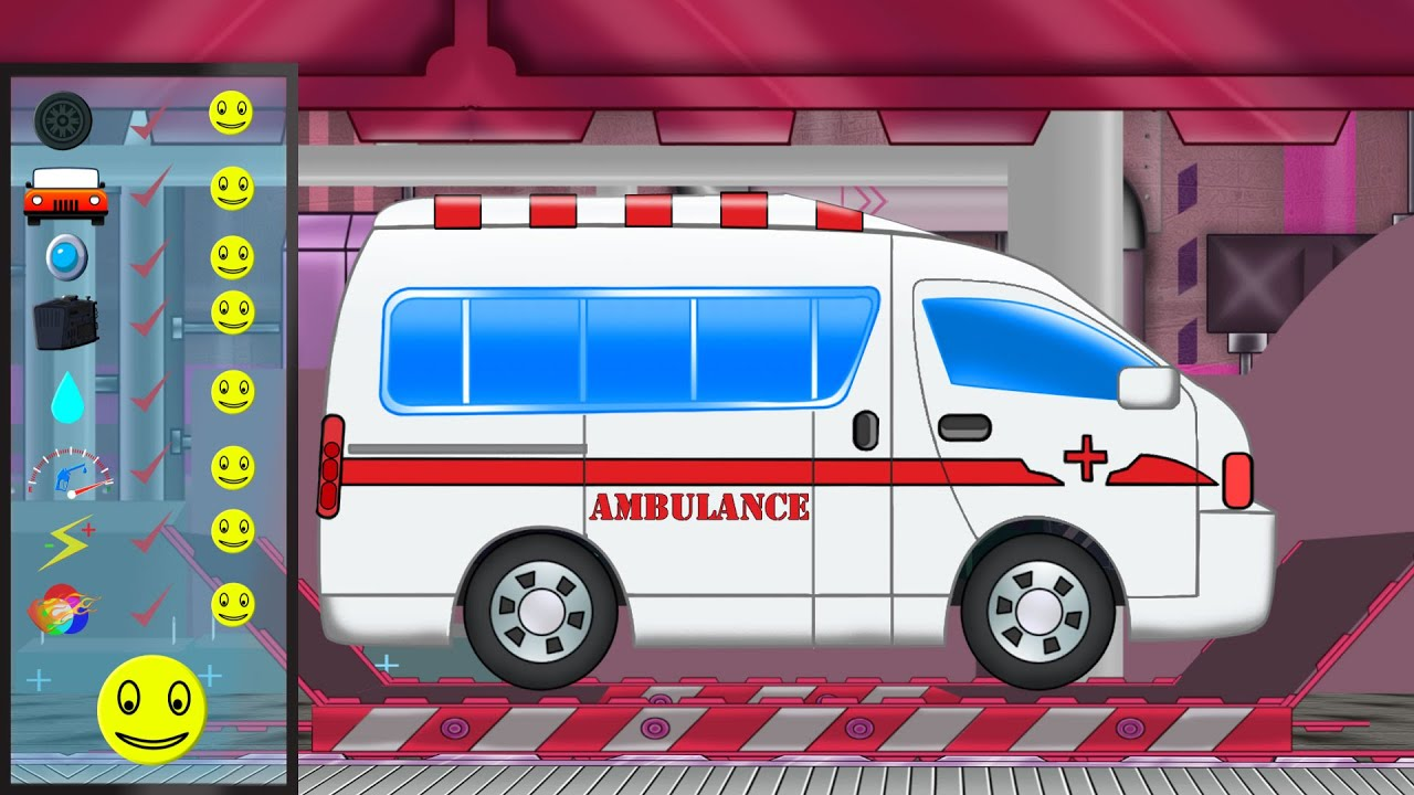 Ambulance | Ambulance Repair | Car Garage | Car Repair