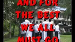 sacred heart seminary hymn PALO, LEYTE