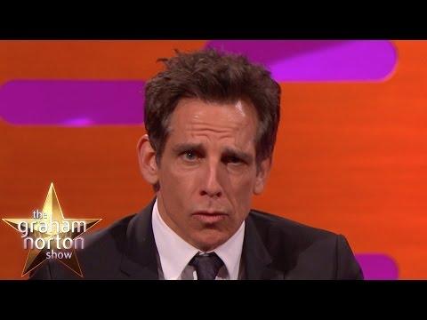 Ben Stiller Teaches Elton John How To Blue Steel - The Graham Norton Show