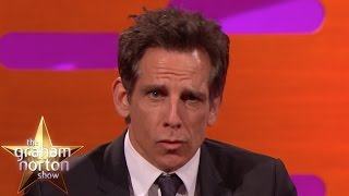 Ben Stiller Teaches Elton John How To Blue Steel - The Graham Norton Show