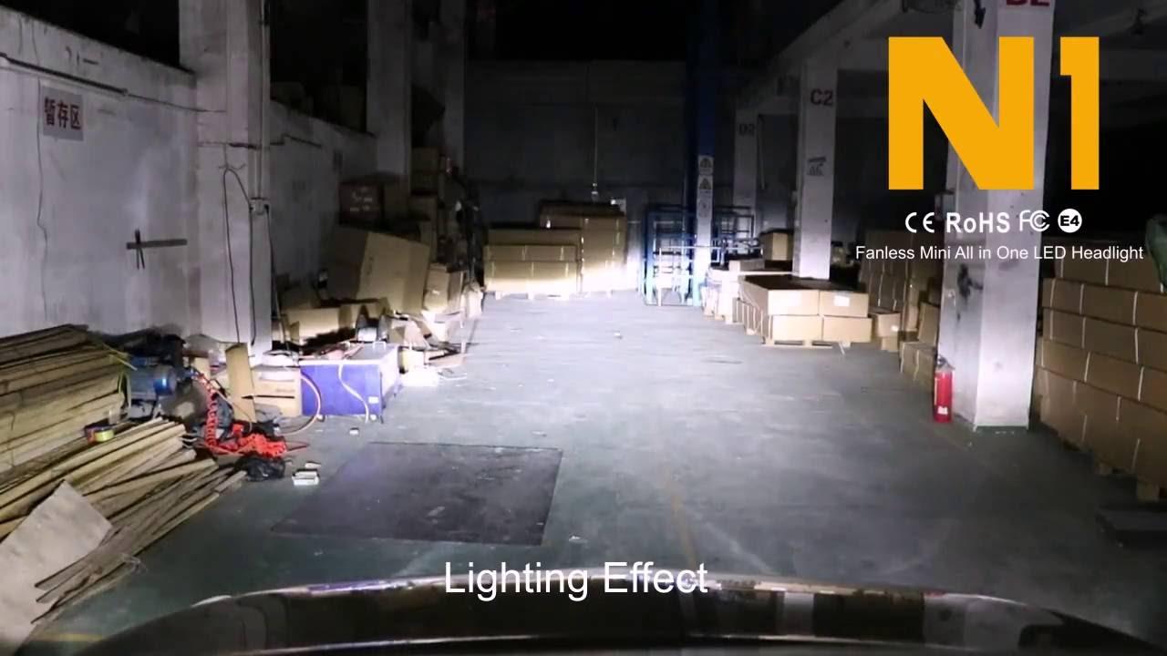 CN360 N1 Led Headlight Bulb