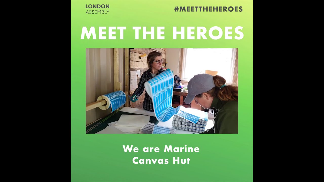 London Assembly - We were nominated! -  #MeetTheHeroes campaign