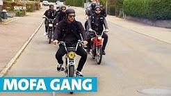 """Die """"Spider Mofa Gang"""""""
