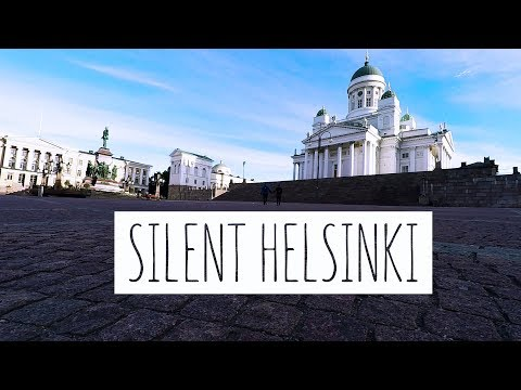 Side of HELSINKI they don't want you to see? Vanlife Finland