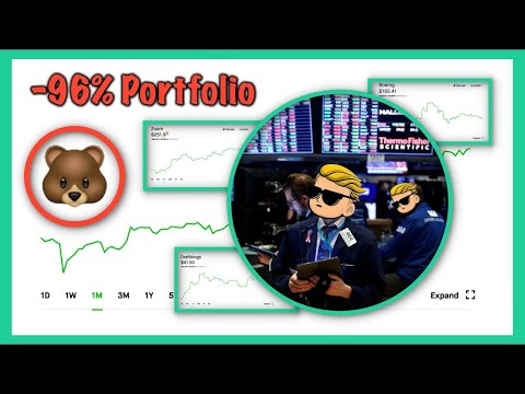 -96% Loss Trading Options - Craziest Trades | Robinhood Investing
