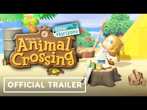 Animal Crossing: New Horizons - Official Island Trailer