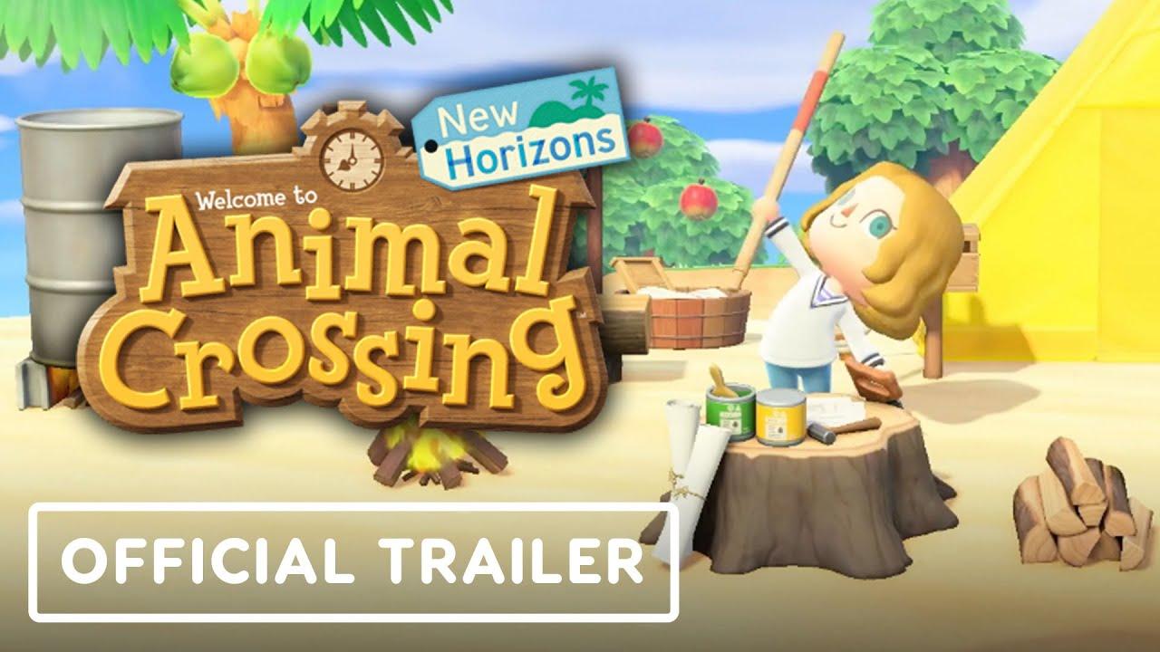 Animal Crossing New Horizons Release Memes Details Animal