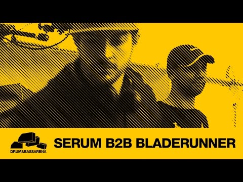 Drum&BassArena Summer Selection BBQ 2015 - Serum & Bladerunner