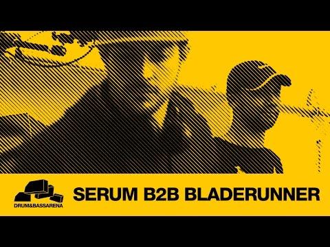 Drum&BassArena Summer Selection BBQ 2015 - Serum & Bladerunner