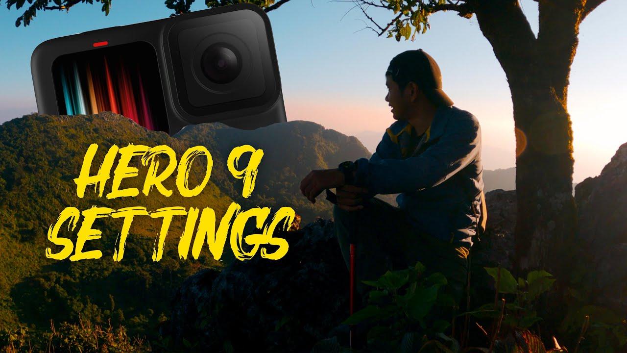 My GoPro Hero 9 Black Video Settings for Cinematic Footage