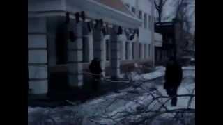 Донецк укрармия расстреляла Детскую больницу на Киевском пр  и все что рядом  17 01 2015(, 2015-01-17T15:34:10.000Z)