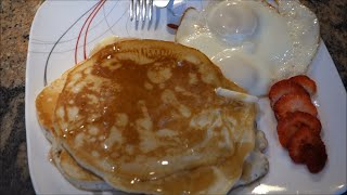 How to make Quick and Easy Pancakes in Easy Steps
