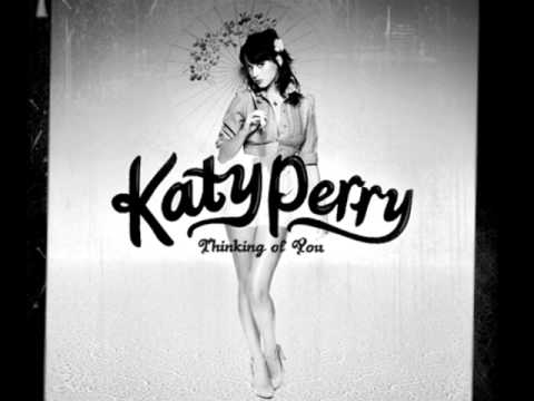 Katy Perry  Thinking of You MP3Download Link + Lyrics