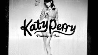 Katy Perry - Thinking of You [MP3/Download Link] + Lyrics