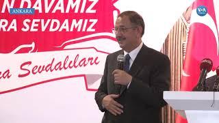 Mehmet Özhaseki'den Mansur Yavaş'a Yanıt