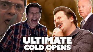The ULTIMATE Cold Open Comp | The Office, Brooklyn Nine-Nine AND Parks & Recreation | Comedy Bites