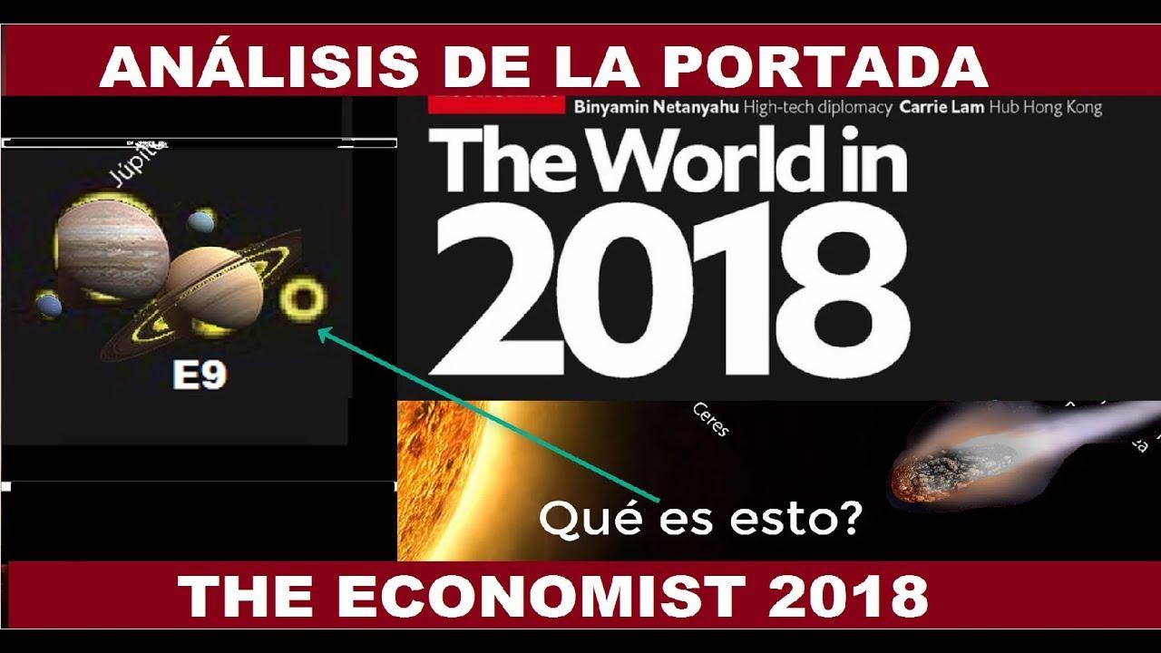 Risultati immagini per THE ECONOMIST,  2018
