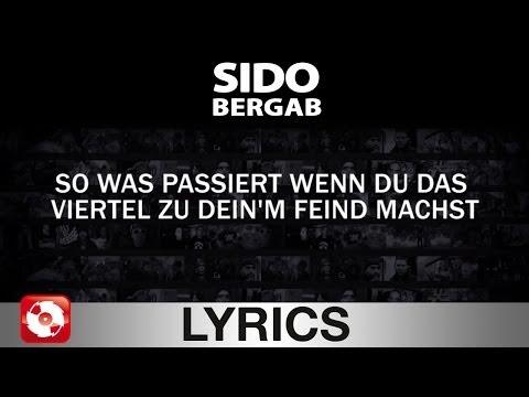 "Sidos ""Bergab"" bei Aggro TV Lyrics"