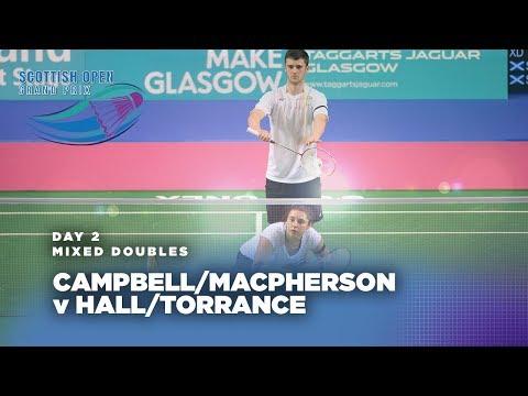 Scotish Open 2017 | Campbell/Macpherson vs Hall/Torrance