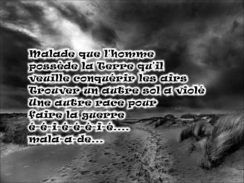 Noir Silence ~ MALADE ~ avec les paroles