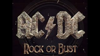 "ACDC ""Rock Or Bust"" Full album listening party"