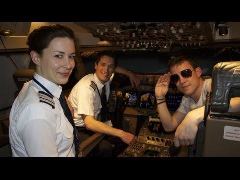 Stark On A Plane